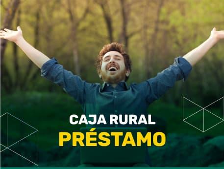Caja rural prestamo