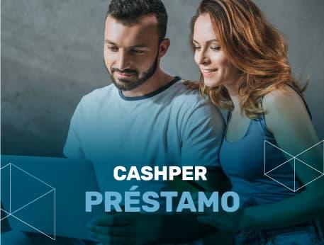 Cashper prestamo