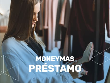 Moneymas prestamo