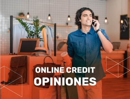 Online Credit opiniones