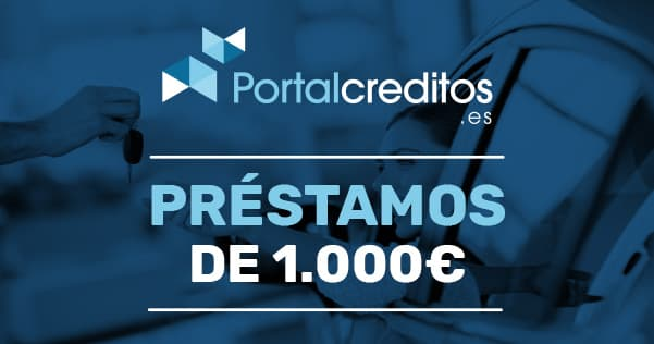 Prestamos de 1000€ featured img