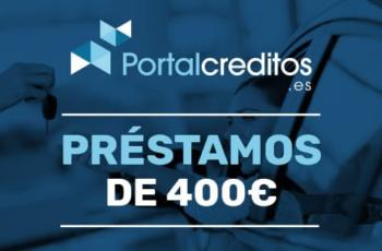 Prestamos de 400€ featured img