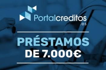 Prestamos de 7000€ featured img