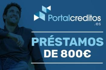 Prestamos de 800€ featured img