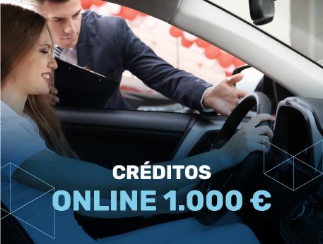 Creditos online 1000 €