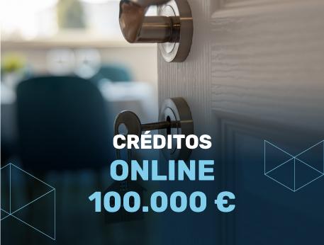 Creditos online 100000 €