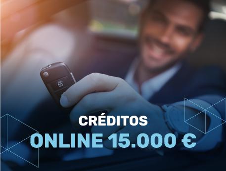 Creditos online 15000 €