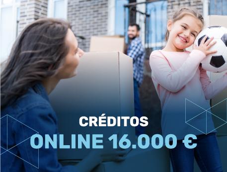 Creditos online 16000 €