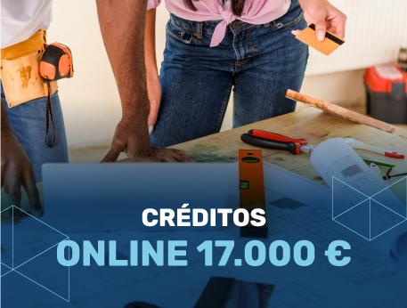 Creditos online 17000 €