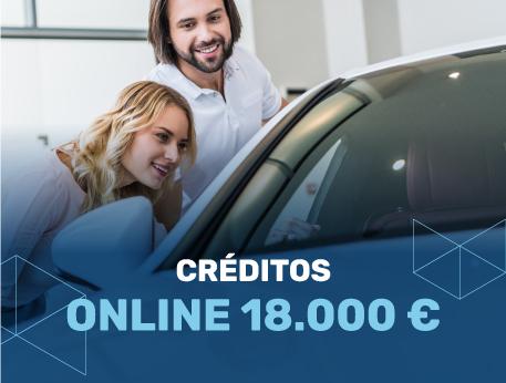 Creditos online 18000 €
