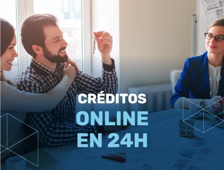 Creditos online en 24h