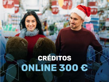 Creditos online 300 €