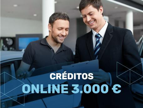 Creditos online 3000 €