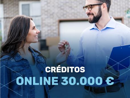 Creditos online 30000 €