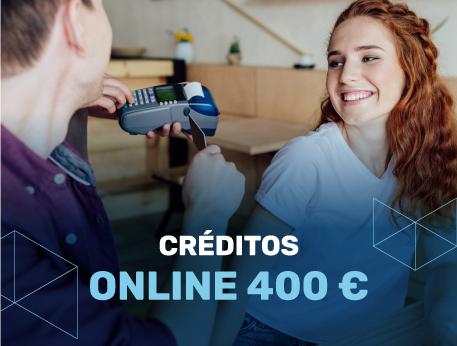 Creditos online 400 €