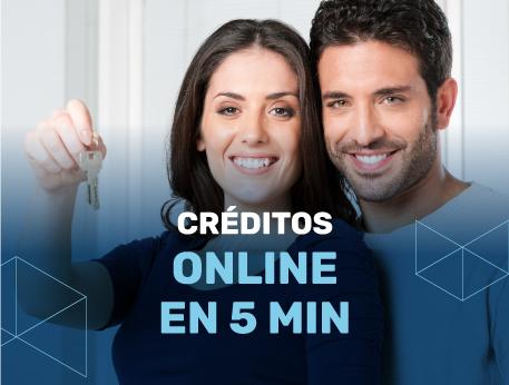 Creditos online en 5 min
