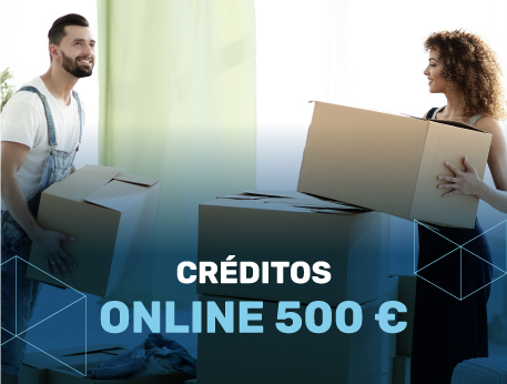 Creditos online 500 €