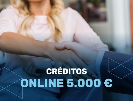 Creditos online 5000 €