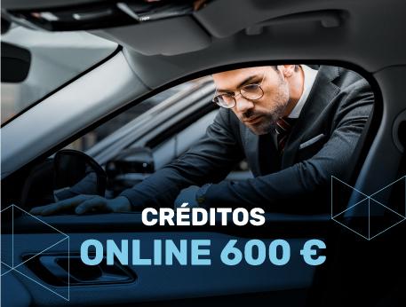 Creditos online 600 €