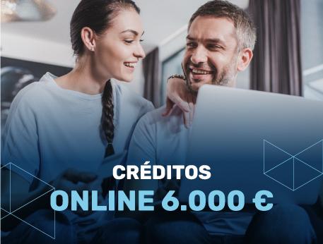 Creditos online 6000 €