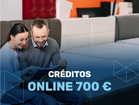 Creditos online 700 €