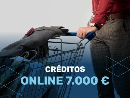 Creditos online 7000 €