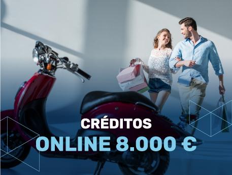 Creditos online 8000 €