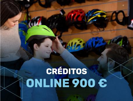 Creditos online 900 €