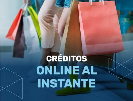 Creditos online al instante
