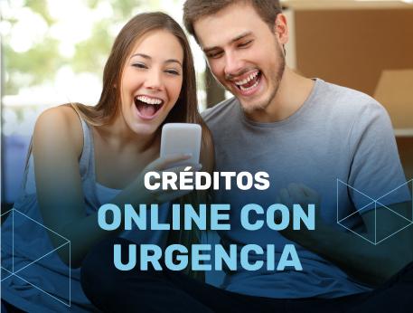 Creditos online con urgencia