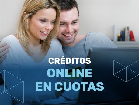 Creditos online en cuotas