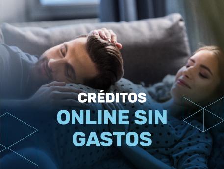 Creditos online sin gastos