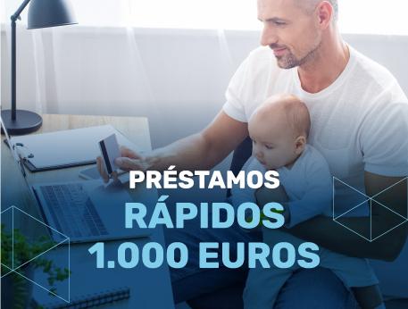 Prestamos rapidos 1000 euros