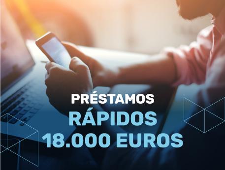 Prestamos rapidos 18000 euros