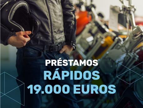 Prestamos rapidos 19000 euros