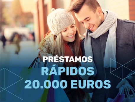 Prestamos rapidos 20000 euros