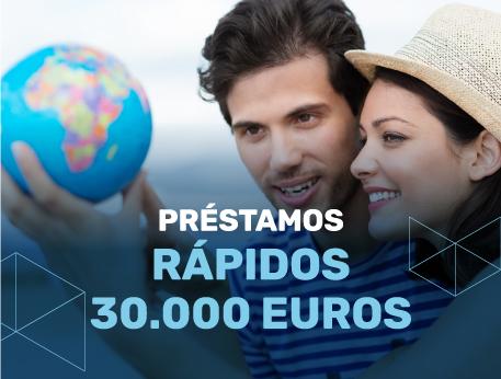 Prestamos rapidos 30000 euros