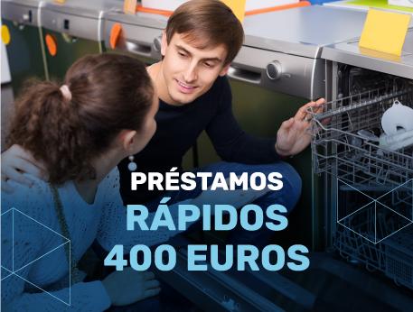 Prestamos rapidos 400 euros