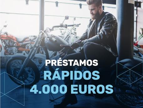 Prestamos rapidos 4000 euros