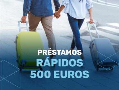 Prestamos rapidos 500 euros