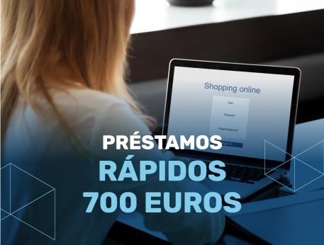 Prestamos rapidos 700 euros