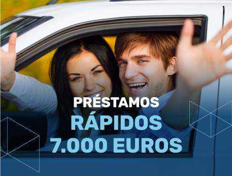 Prestamos rapidos 7000 euros