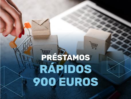 Prestamos rapidos 900 euros
