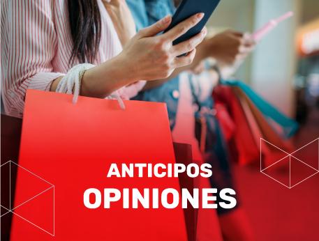 Anticipos opiniones