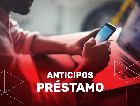 Anticipos prestamo