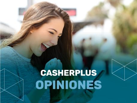 Casherplus opiniones