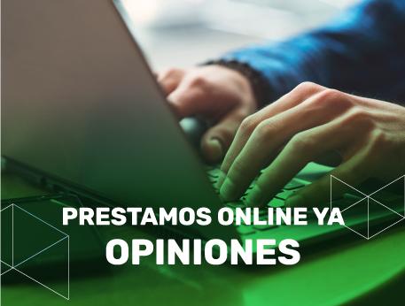 Prestamos online ya opiniones