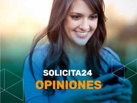 Solicita24 opiniones