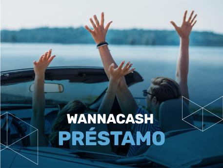 Wannacash prestamo