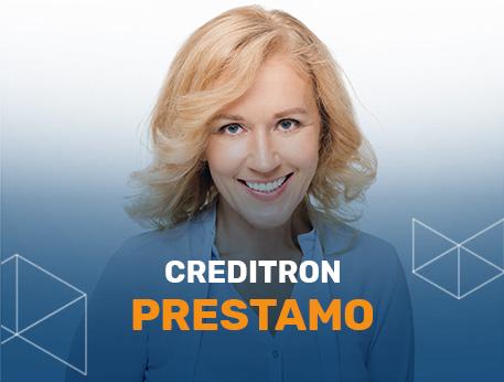 Creditron prestamo